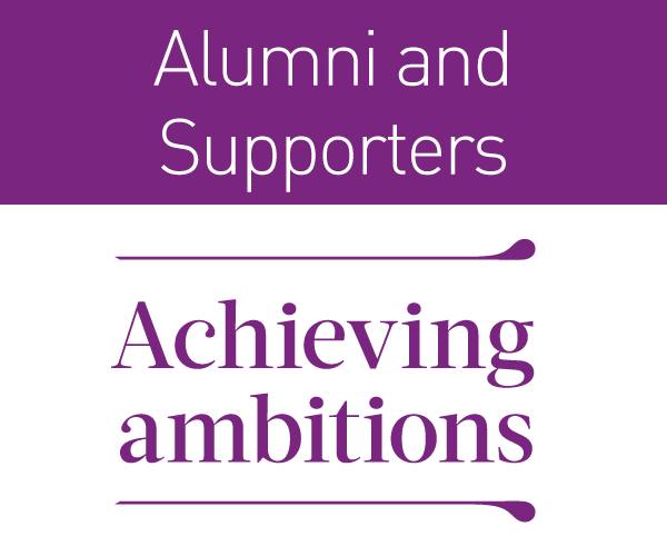 Alumni and Supporters