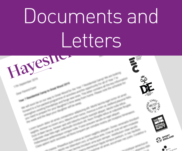 Documents and Letters