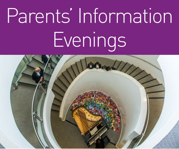 Parents' Information Evenings