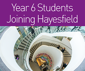 Year 6 Students Joining Hayesfield