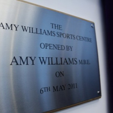 Amy Williams Sports Centre